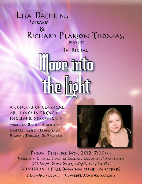 LisaDaehlin_RichardPearsonThomas_InConcert_MoveIntoTheLight_14december2012_TeachersCollege